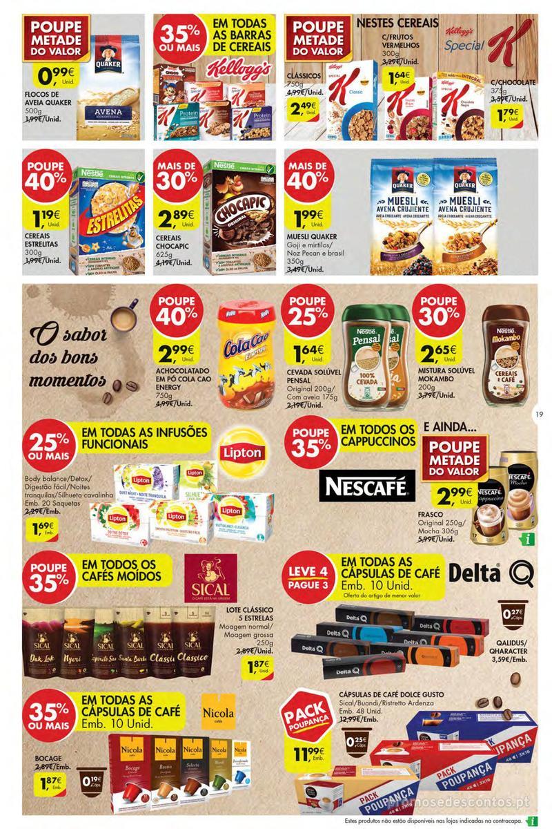 Folheto Pingo Doce Poupe esta semana - Mega/Hiper - 4 de Dezembro a 10 de Dezembro - página 19