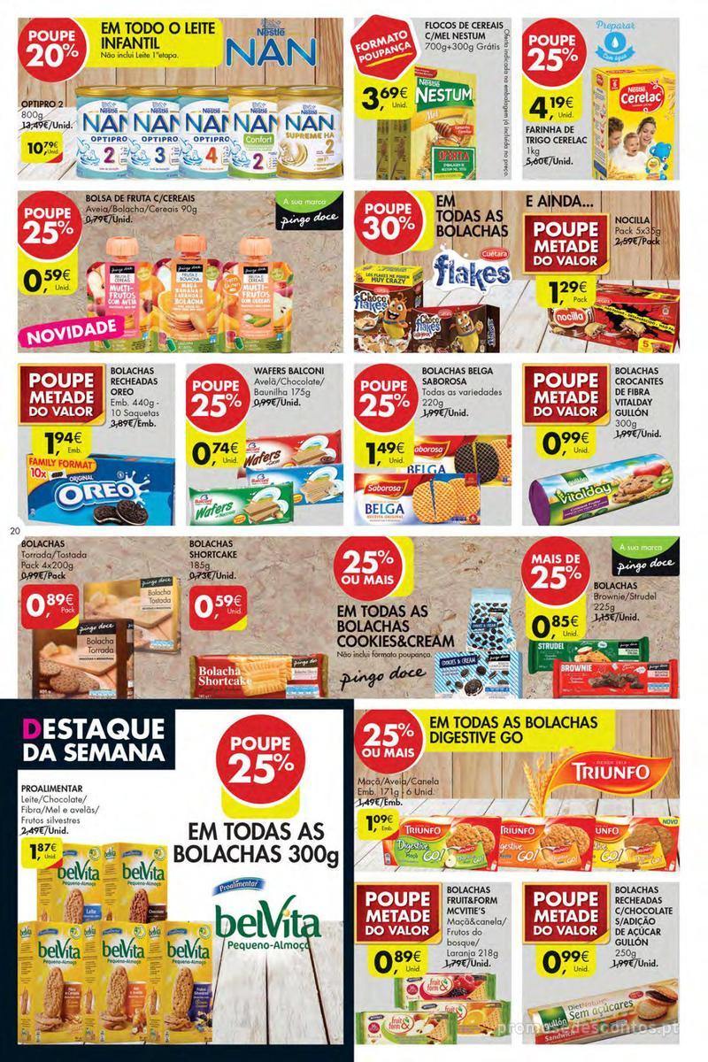 Folheto Pingo Doce Poupe esta semana - Mega/Hiper - 4 de Dezembro a 10 de Dezembro - página 20