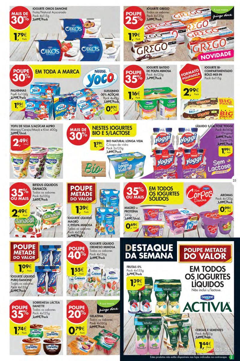 Folheto Pingo Doce Poupe esta semana - Mega/Hiper - 4 de Dezembro a 10 de Dezembro - página 25