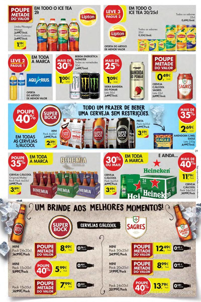 Folheto Pingo Doce Poupe esta semana - Mega/Hiper - 4 de Dezembro a 10 de Dezembro - página 29