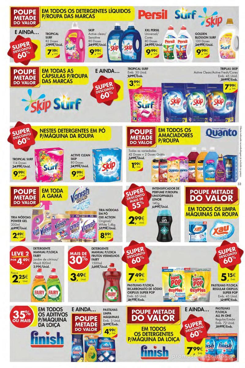 Folheto Pingo Doce Poupe esta semana - Mega/Hiper - 4 de Dezembro a 10 de Dezembro - página 33