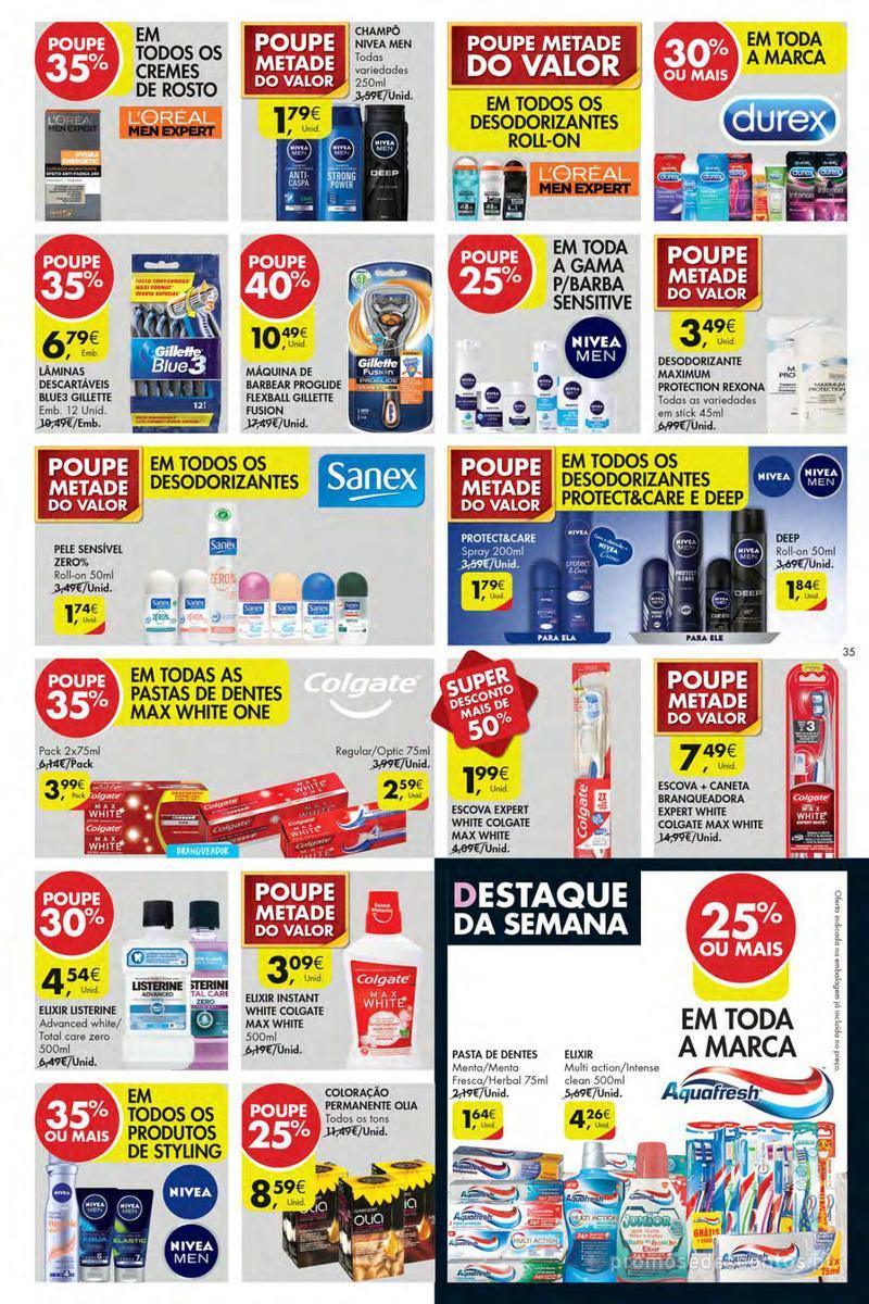 Folheto Pingo Doce Poupe esta semana - Mega/Hiper - 4 de Dezembro a 10 de Dezembro - página 35