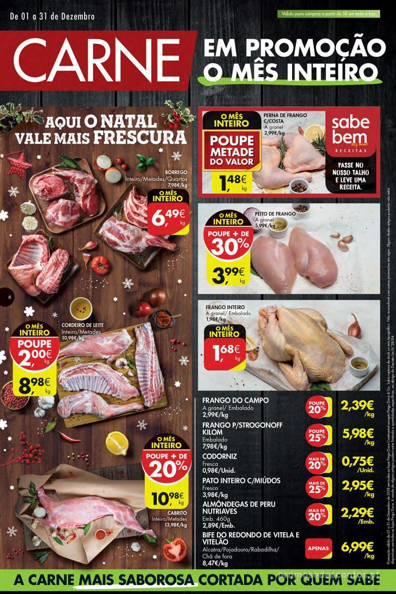 Folheto Pingo Doce Poupe esta semana - Mega/Hiper - 4 de Dezembro a 10 de Dezembro - página 6