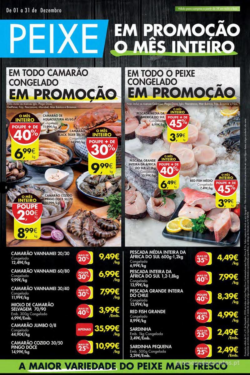 Folheto Pingo Doce Poupe esta semana - Mega/Hiper - 4 de Dezembro a 10 de Dezembro - página 8