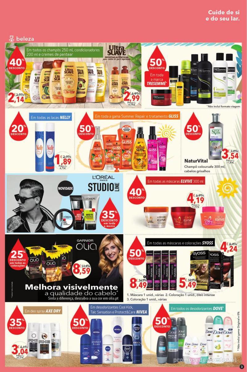 Folheto Minipreço Clarel - O verão está a chegar! - 9 de Maio a 22 de Maio - página 3