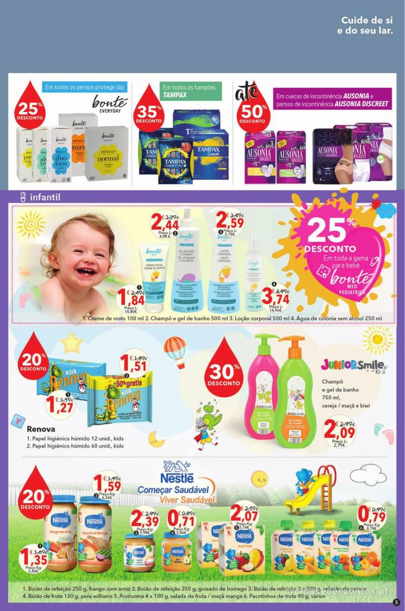 Folheto Minipreço Clarel - O verão está a chegar! - 9 de Maio a 22 de Maio - página 5