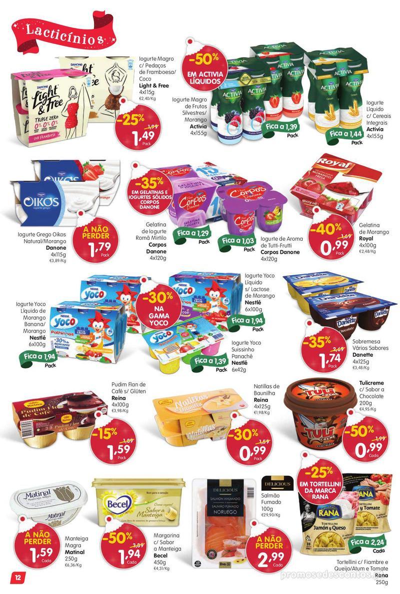 Folheto Minipreço Ao seu lado, até ao mundo da fantasia - Family - 6 de Dezembro a 12 de Dezembro - página 12