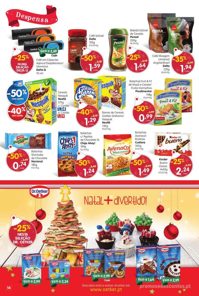 Folheto Minipreço Ao seu lado, até ao mundo da fantasia - Family - 6 de Dezembro a 12 de Dezembro - página 14