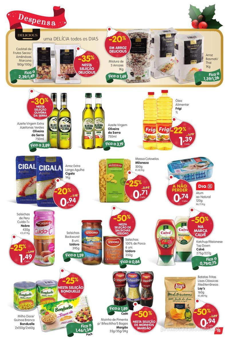Folheto Minipreço Ao seu lado, até ao mundo da fantasia - Family - 6 de Dezembro a 12 de Dezembro - página 15