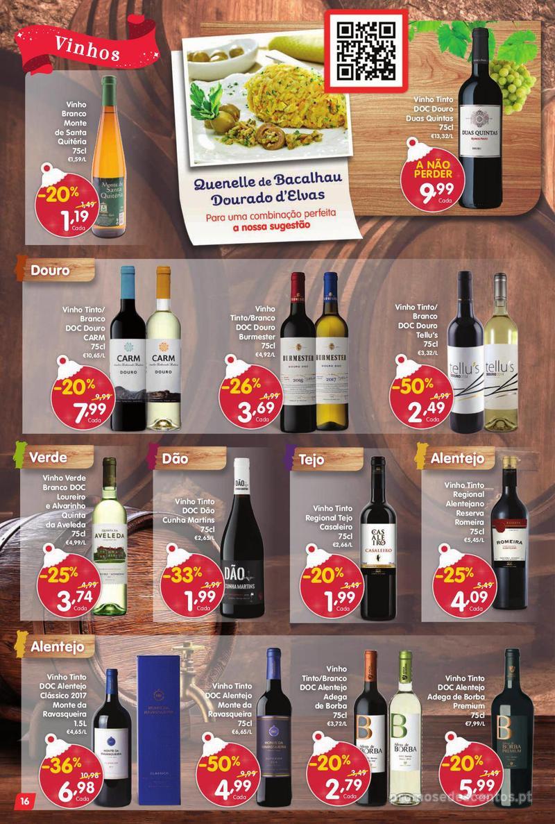 Folheto Minipreço Ao seu lado, até ao mundo da fantasia - Family - 6 de Dezembro a 12 de Dezembro - página 16