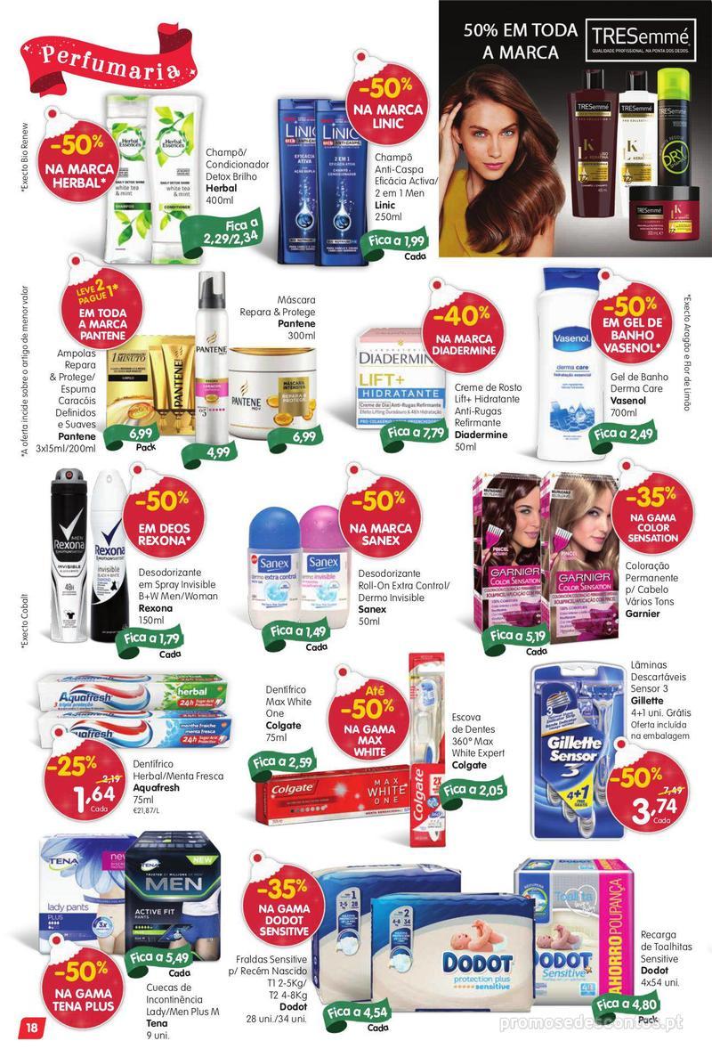 Folheto Minipreço Ao seu lado, até ao mundo da fantasia - Family - 6 de Dezembro a 12 de Dezembro - página 18