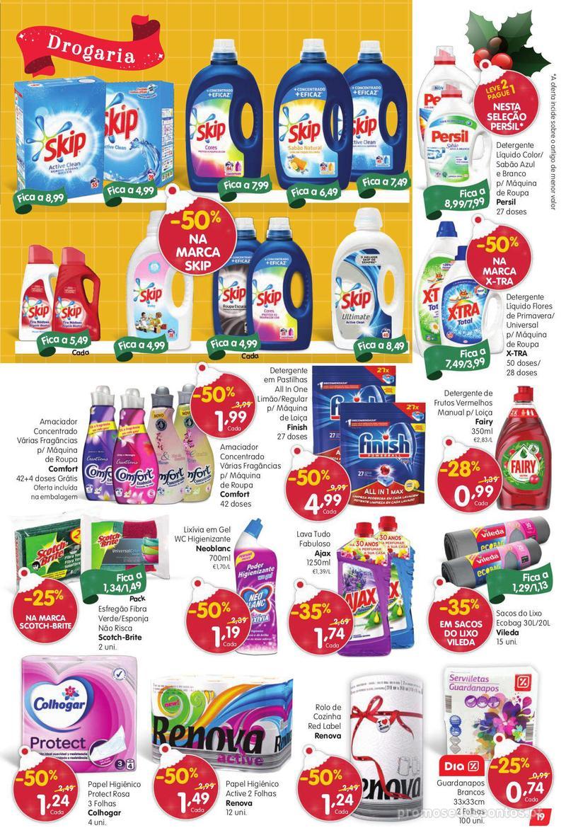 Folheto Minipreço Ao seu lado, até ao mundo da fantasia - Family - 6 de Dezembro a 12 de Dezembro - página 19