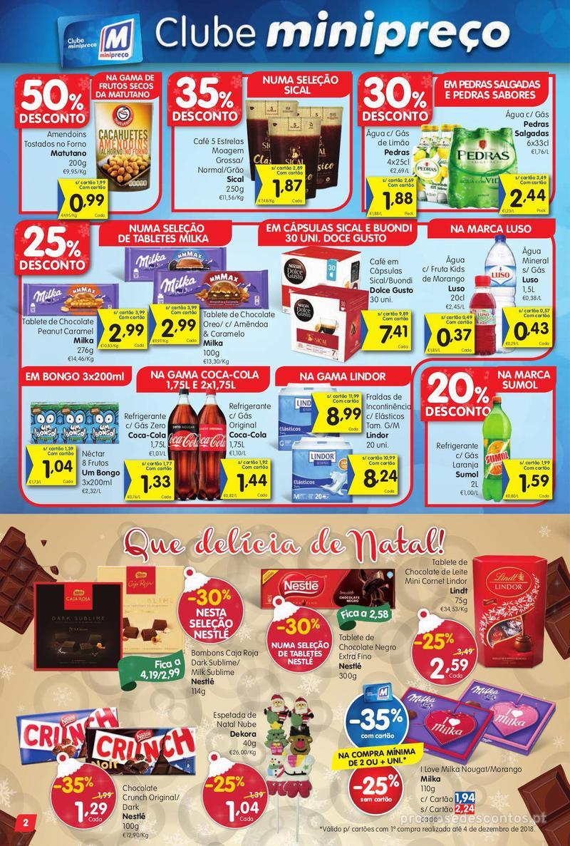Folheto Minipreço Ao seu lado, até ao mundo da fantasia - Family - 6 de Dezembro a 12 de Dezembro - página 2