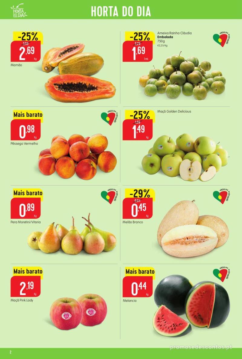 Folheto Minipreço Ao seu lado, aos preços mais baixos - Family - 8 de Agosto a 14 de Agosto - página 2