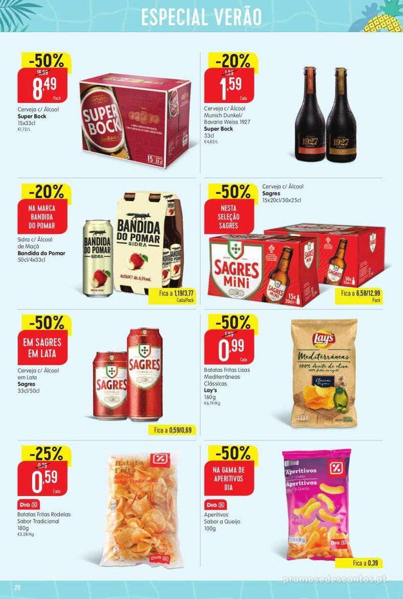 Folheto Minipreço Ao seu lado, aos preços mais baixos - Family - 8 de Agosto a 14 de Agosto - página 20