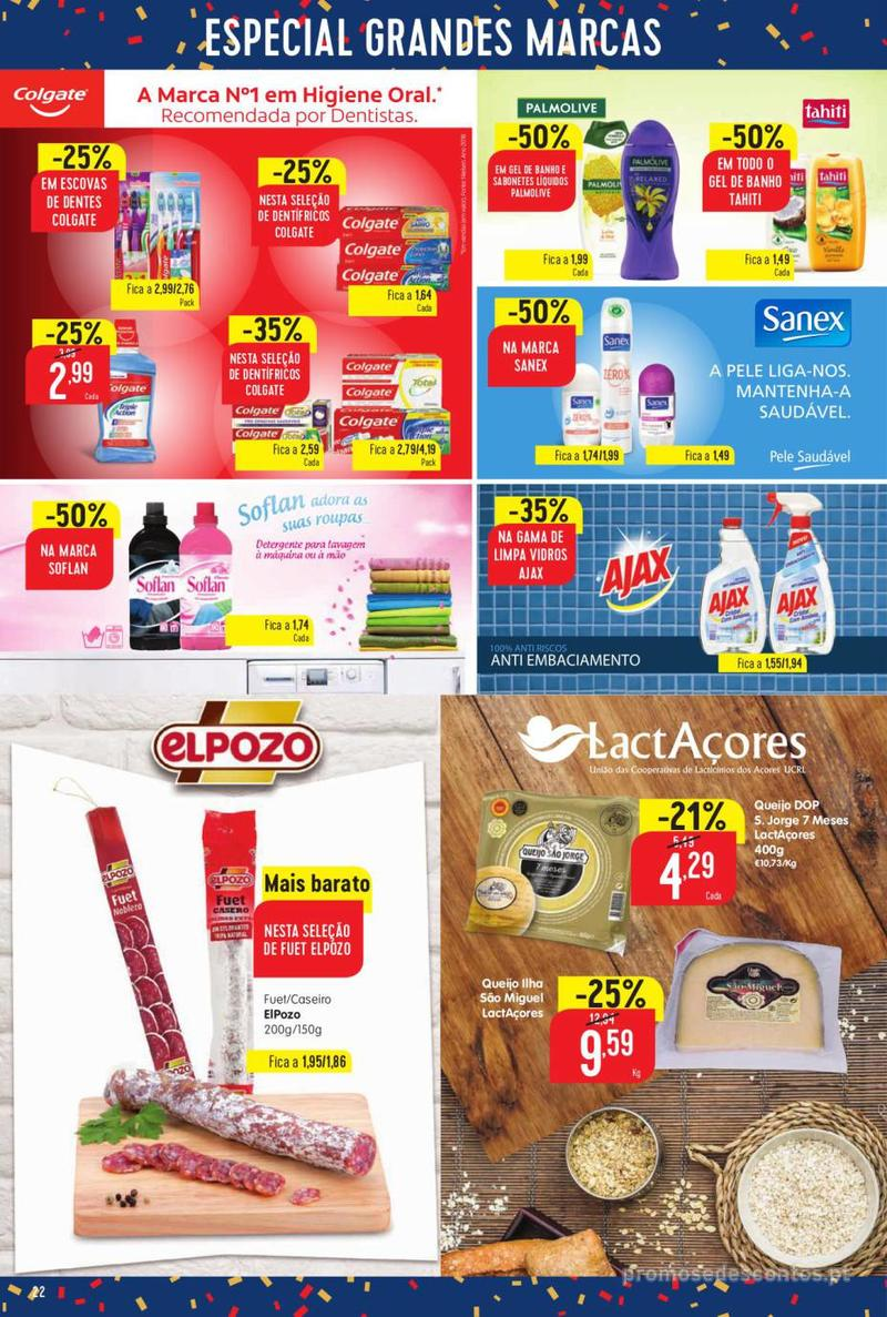 Folheto Minipreço Ao seu lado, aos preços mais baixos - Family - 8 de Agosto a 14 de Agosto - página 22