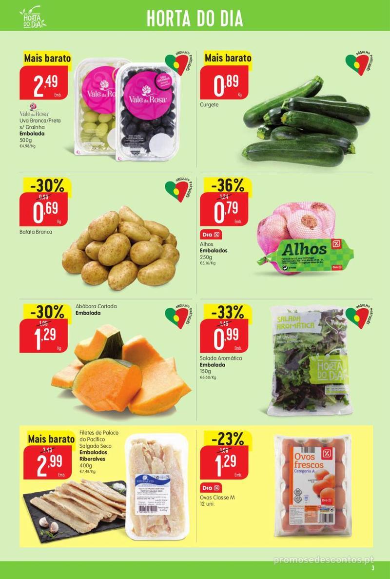 Folheto Minipreço Ao seu lado, aos preços mais baixos - Family - 8 de Agosto a 14 de Agosto - página 3