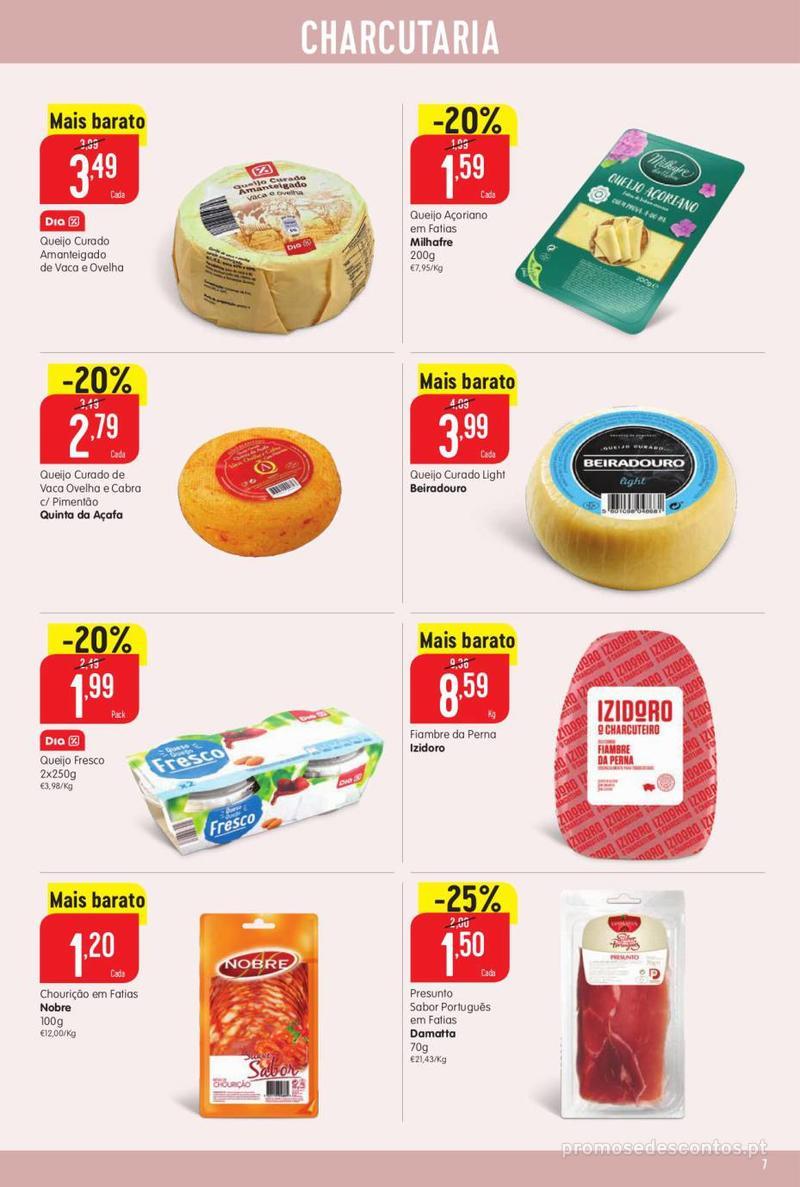 Folheto Minipreço Ao seu lado, aos preços mais baixos - Family - 8 de Agosto a 14 de Agosto - página 7