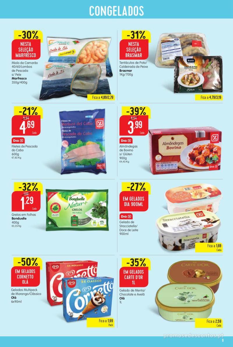 Folheto Minipreço Ao seu lado, aos preços mais baixos - Family - 8 de Agosto a 14 de Agosto - página 9