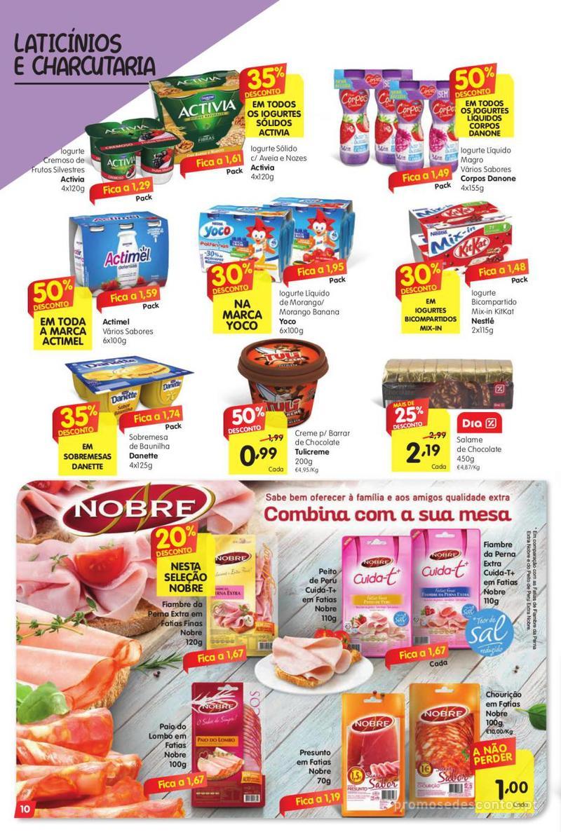Folheto Minipreço Ao seu lado com os melhores preços - Family - 9 de Maio a 15 de Maio - página 10