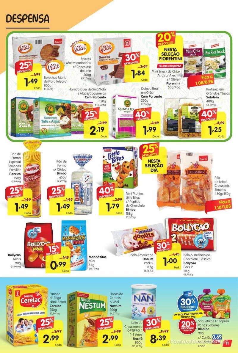 Folheto Minipreço Ao seu lado com os melhores preços - Family - 9 de Maio a 15 de Maio - página 11