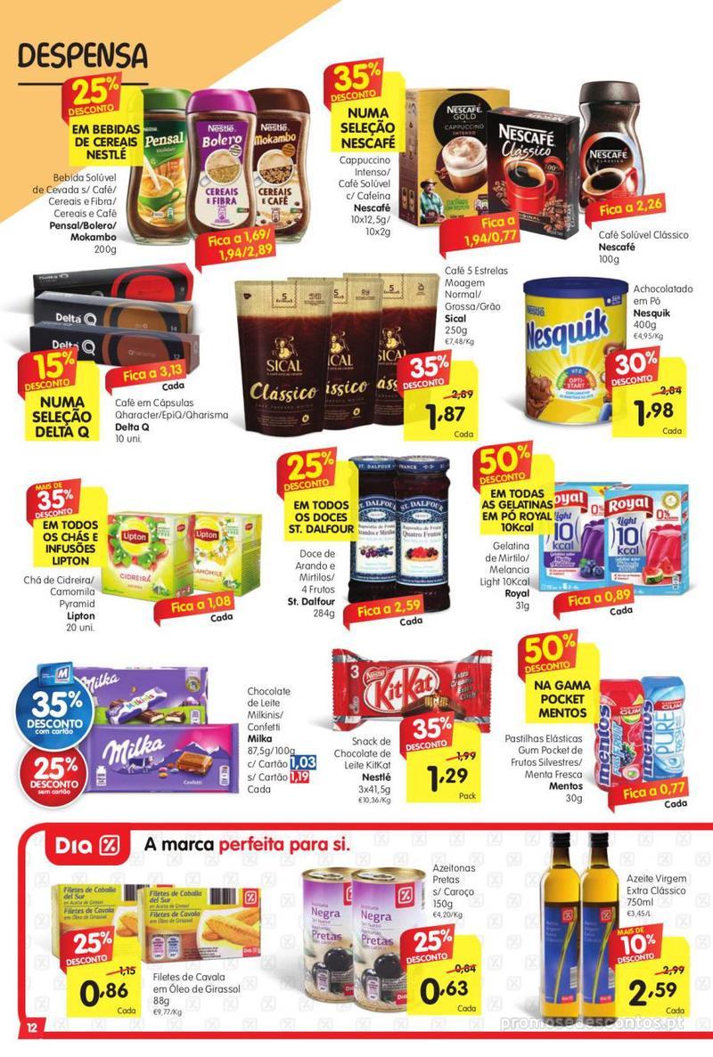 Folheto Minipreço Ao seu lado com os melhores preços - Family - 9 de Maio a 15 de Maio - página 12