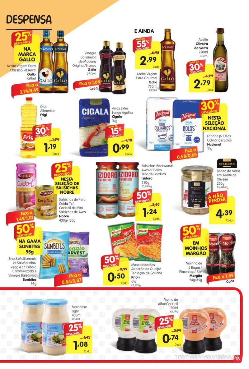 Folheto Minipreço Ao seu lado com os melhores preços - Family - 9 de Maio a 15 de Maio - página 13