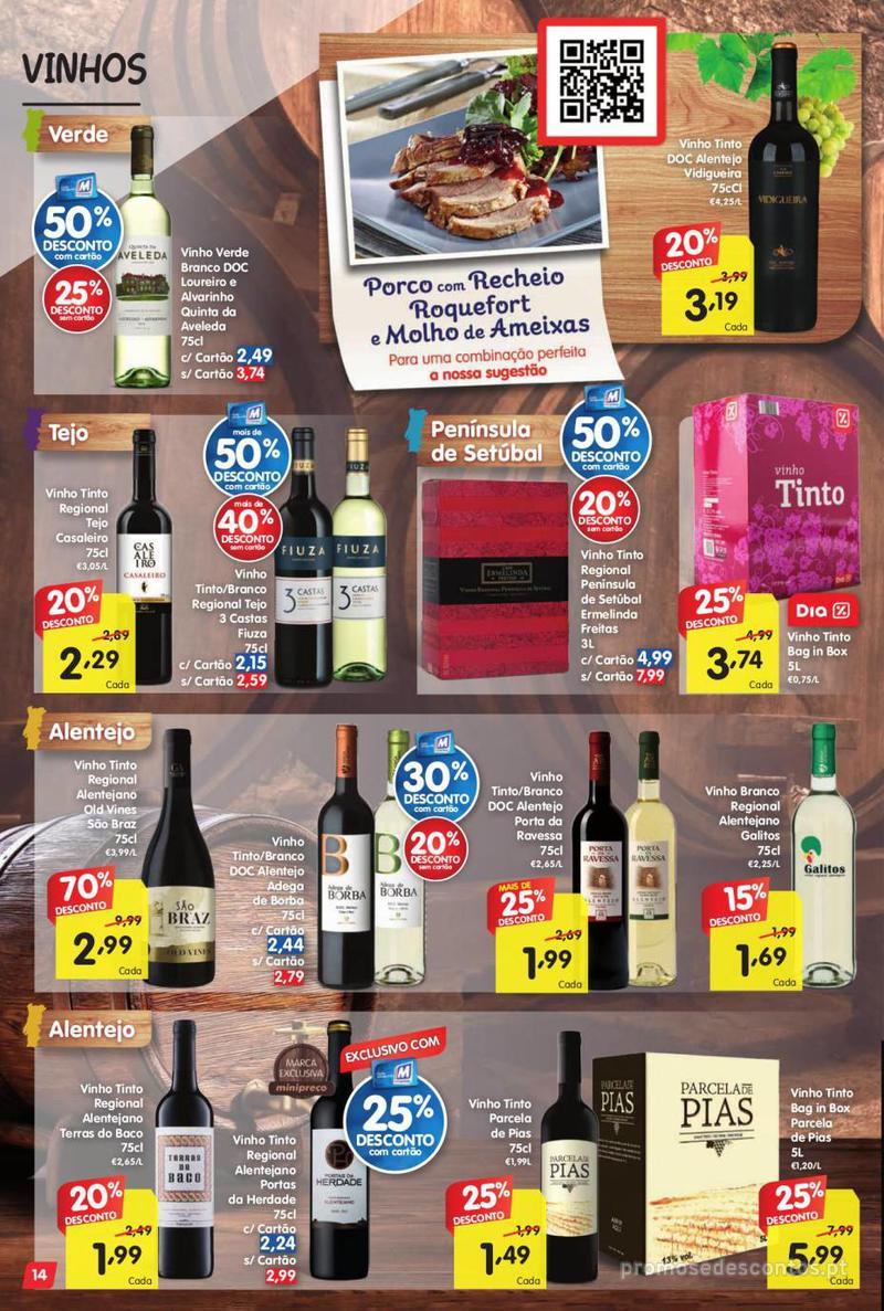 Folheto Minipreço Ao seu lado com os melhores preços - Family - 9 de Maio a 15 de Maio - página 14