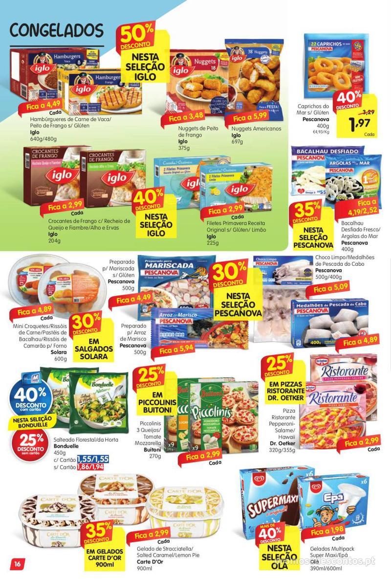 Folheto Minipreço Ao seu lado com os melhores preços - Family - 9 de Maio a 15 de Maio - página 16