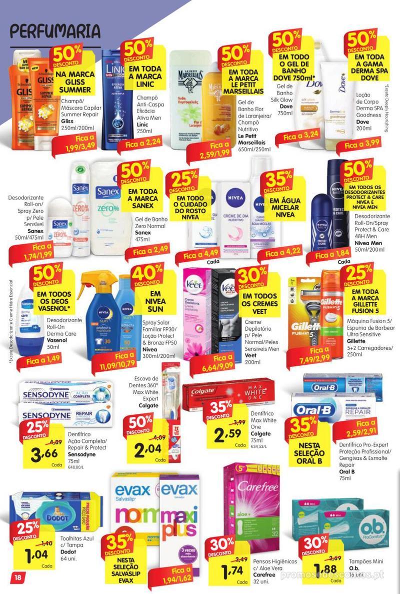 Folheto Minipreço Ao seu lado com os melhores preços - Family - 9 de Maio a 15 de Maio - página 18