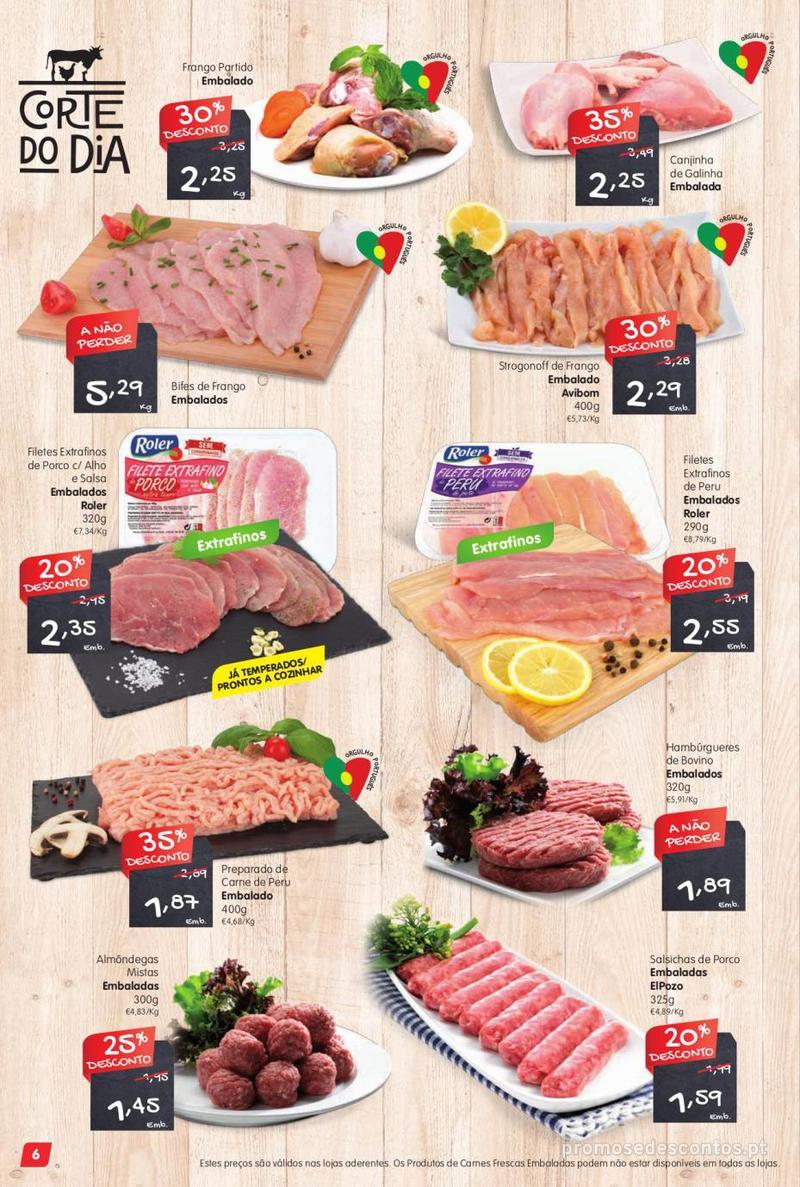 Folheto Minipreço Ao seu lado com os melhores preços - Family - 9 de Maio a 15 de Maio - página 6