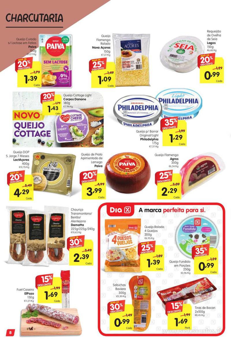 Folheto Minipreço Ao seu lado com os melhores preços - Family - 9 de Maio a 15 de Maio - página 8