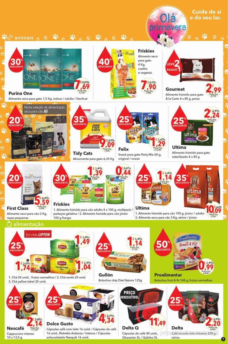 Folheto Minipreço Clarel - Aproveite a Páscoa para uma escapadinha - 11 de Abril a 24 de Abril - página 7