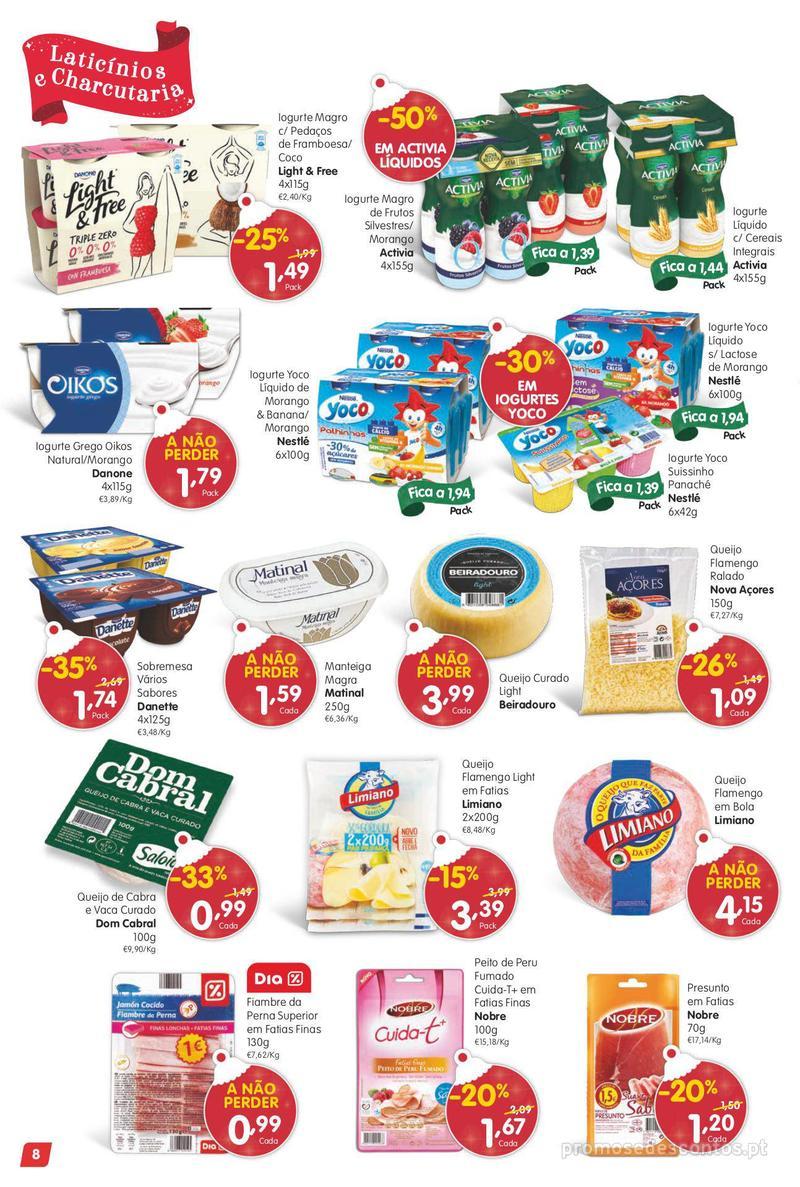 Folheto Minipreço Ao seu lado, até ao mundo da fantasia - 6 de Dezembro a 12 de Dezembro - página 8