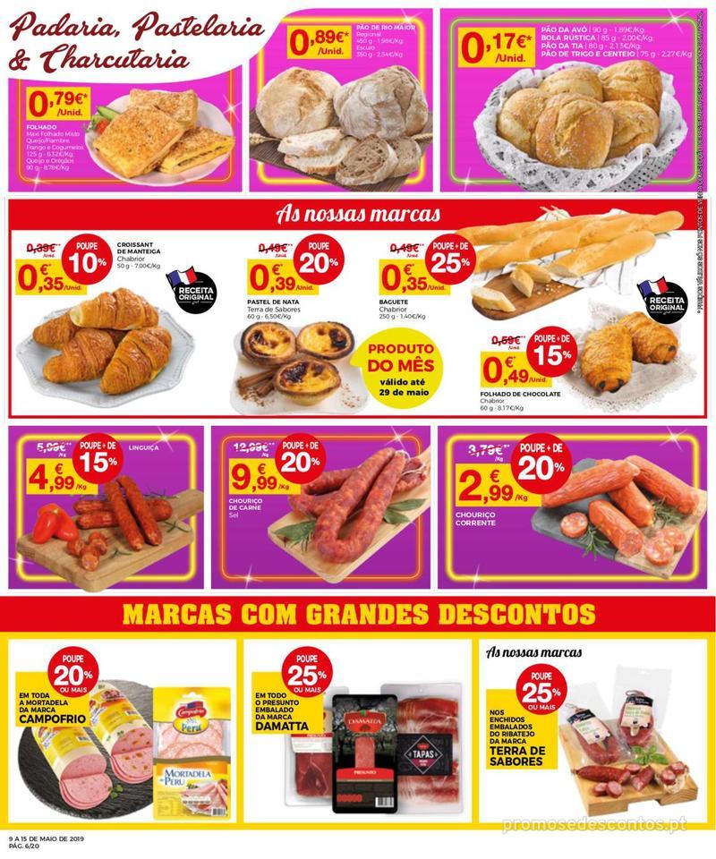 Folheto Intermarché Operação queimar preço - Contact - 9 de Maio a 15 de Maio - página 6