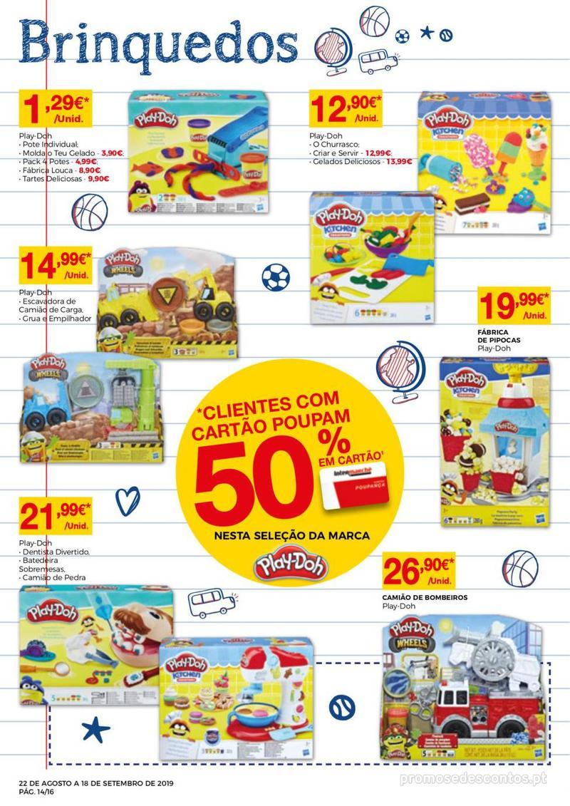 Folheto Intermarché Regresso às aulas - 22 de Agosto a 18 de Setembro - página 14