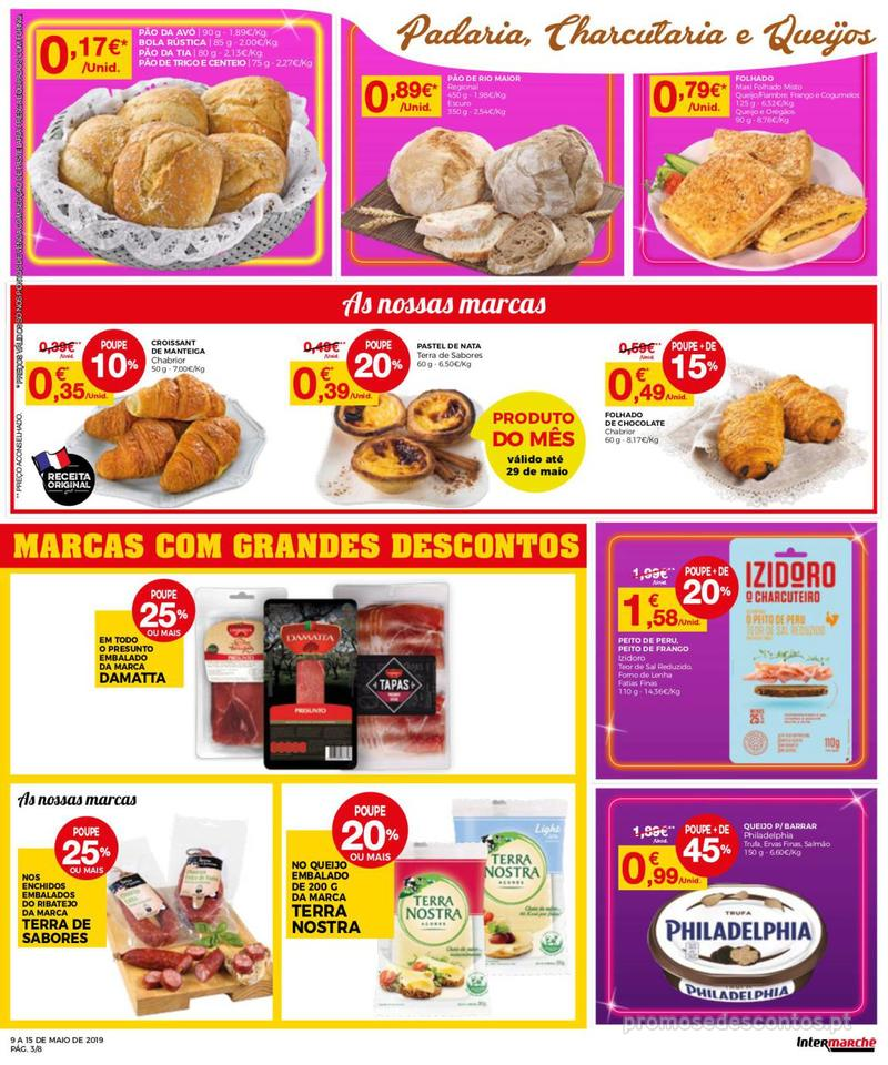 Folheto Intermarché Operação queimar preço - Contact Mini - 9 de Maio a 15 de Maio - página 3