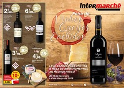 Feira de vinhos queijo e enchidos  - 14 de Fevereiro a 6 de Março