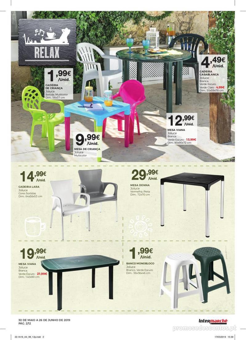 Folheto Intermarché Especial Ar livre - Super - 30 de Maio a 26 de Junho - página 2