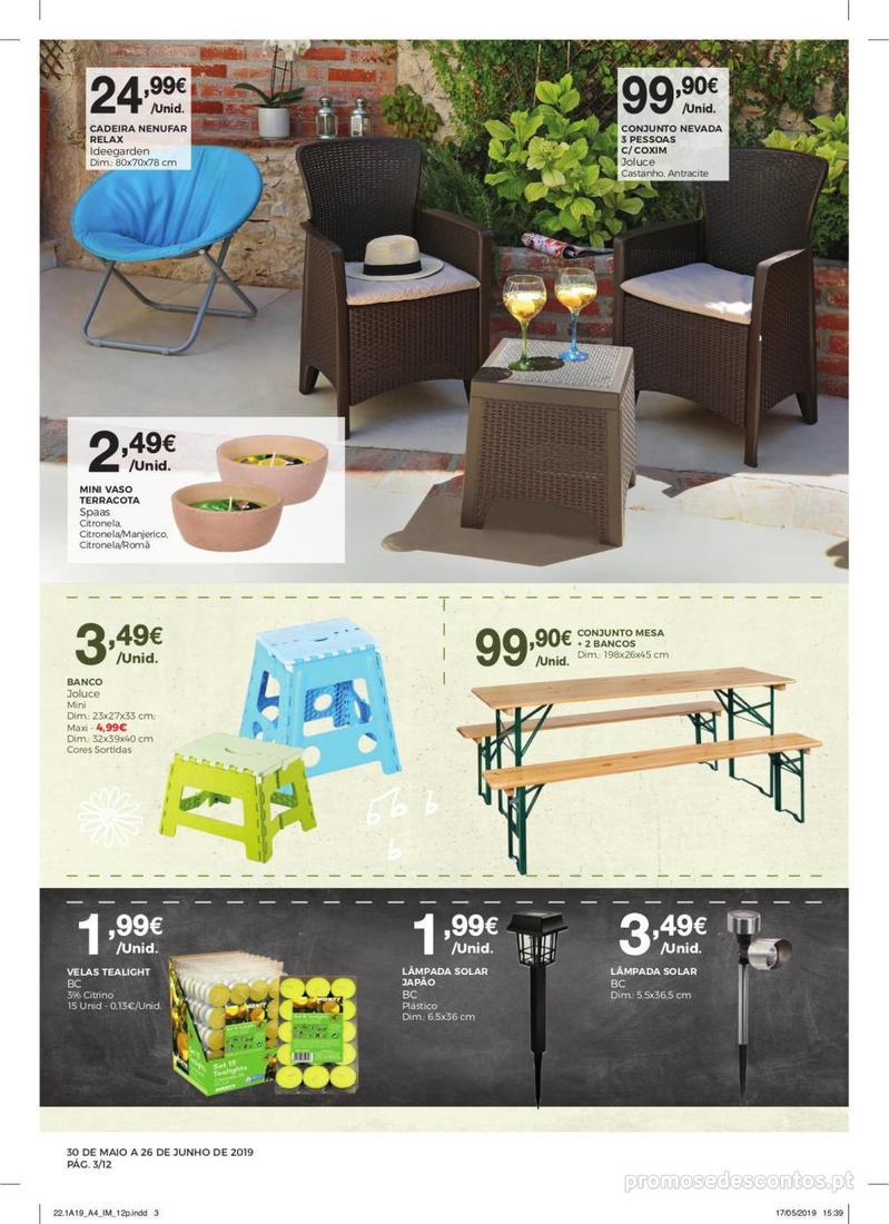 Folheto Intermarché Especial Ar livre - Super - 30 de Maio a 26 de Junho - página 3