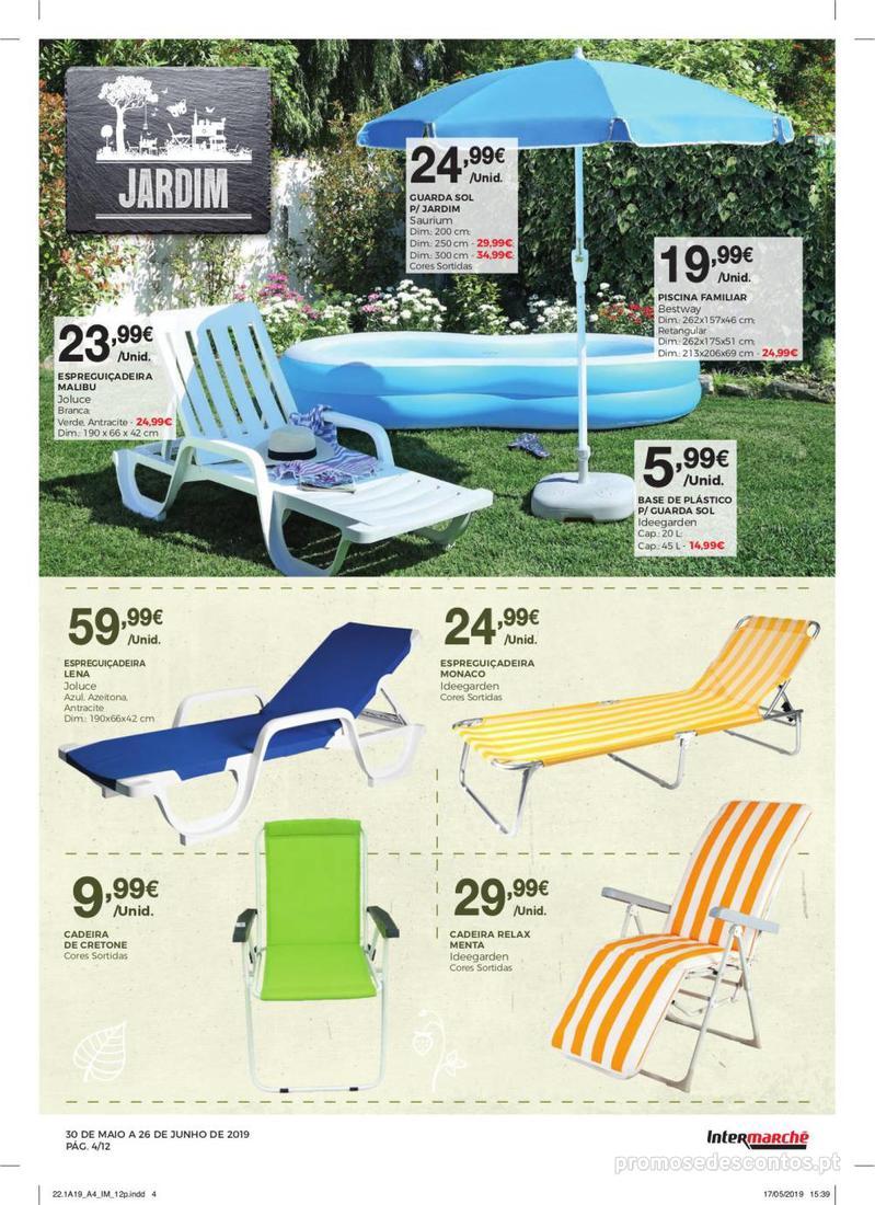 Folheto Intermarché Especial Ar livre - Super - 30 de Maio a 26 de Junho - página 4