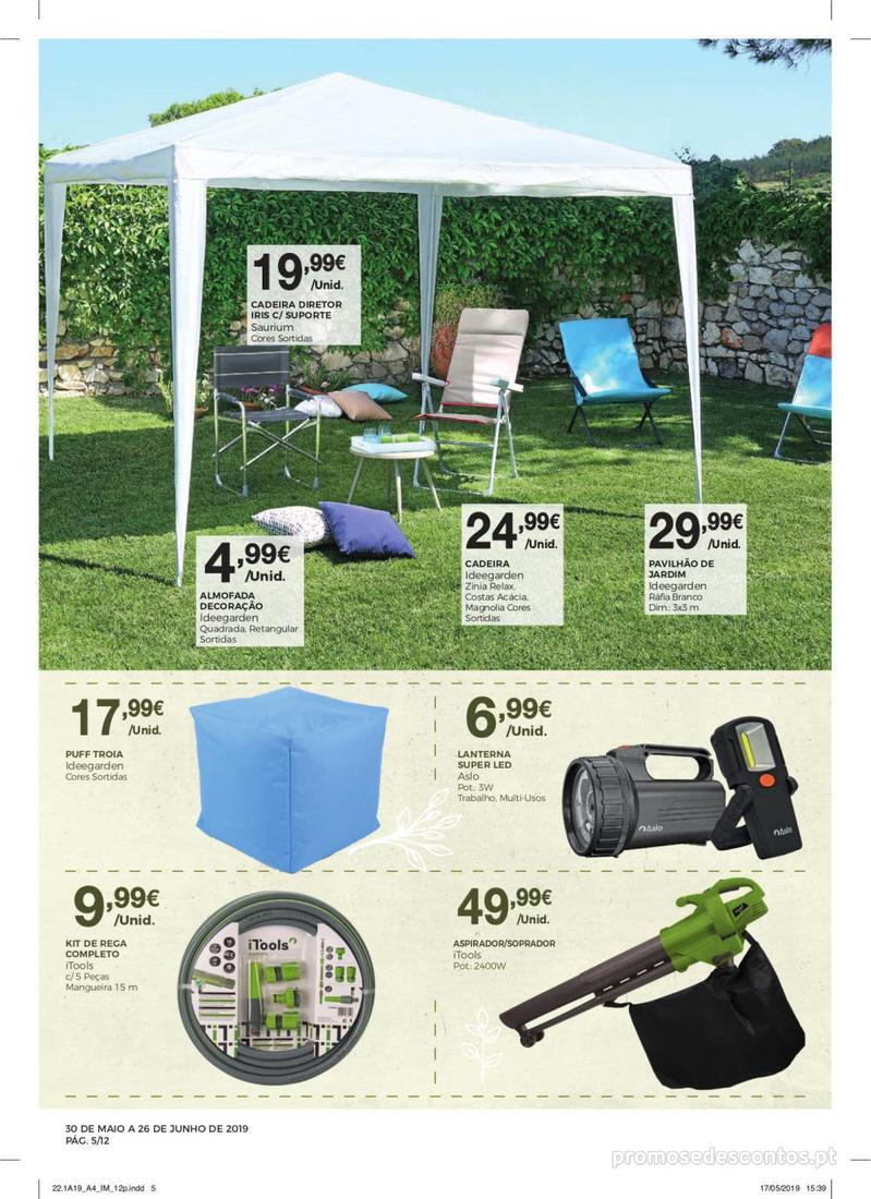 Folheto Intermarché Especial Ar livre - Super - 30 de Maio a 26 de Junho - página 5