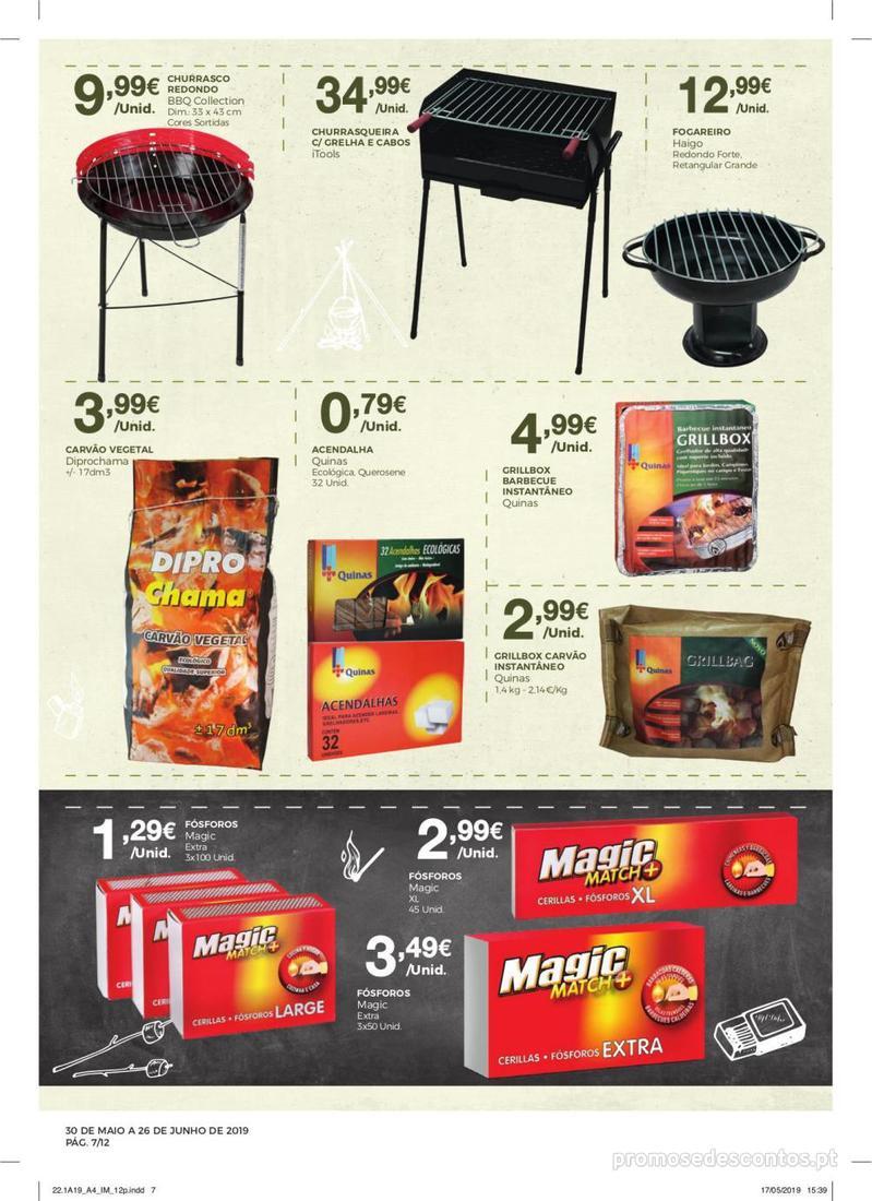 Folheto Intermarché Especial Ar livre - Super - 30 de Maio a 26 de Junho - página 7