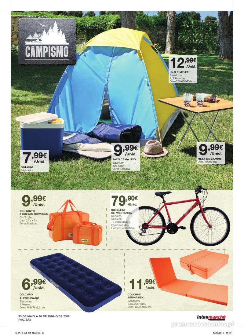 Folheto Intermarché Especial Ar livre - Super - 30 de Maio a 26 de Junho - página 8