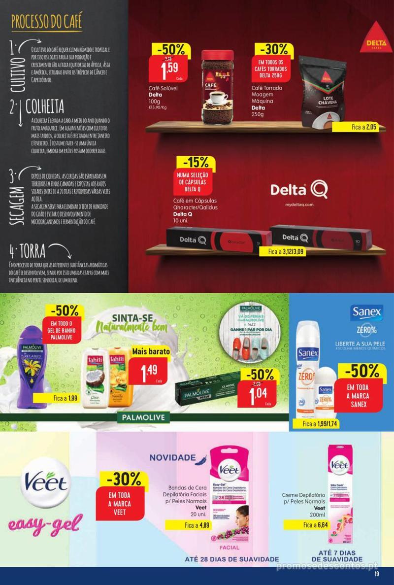 Folheto Intermarché Vamos ao que interessa - 22 de Agosto a 28 de Agosto - página 19