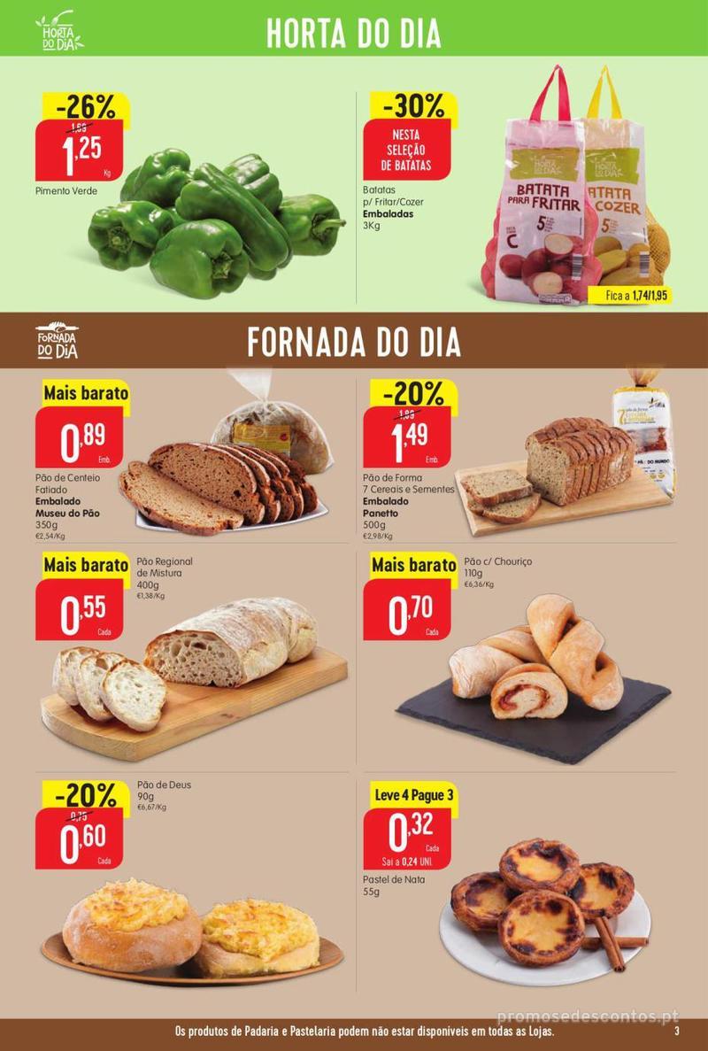 Folheto Intermarché Vamos ao que interessa - 22 de Agosto a 28 de Agosto - página 3