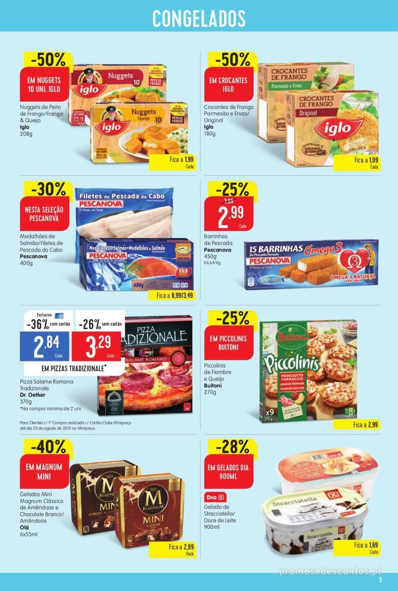 Folheto Intermarché Vamos ao que interessa - 22 de Agosto a 28 de Agosto - página 5