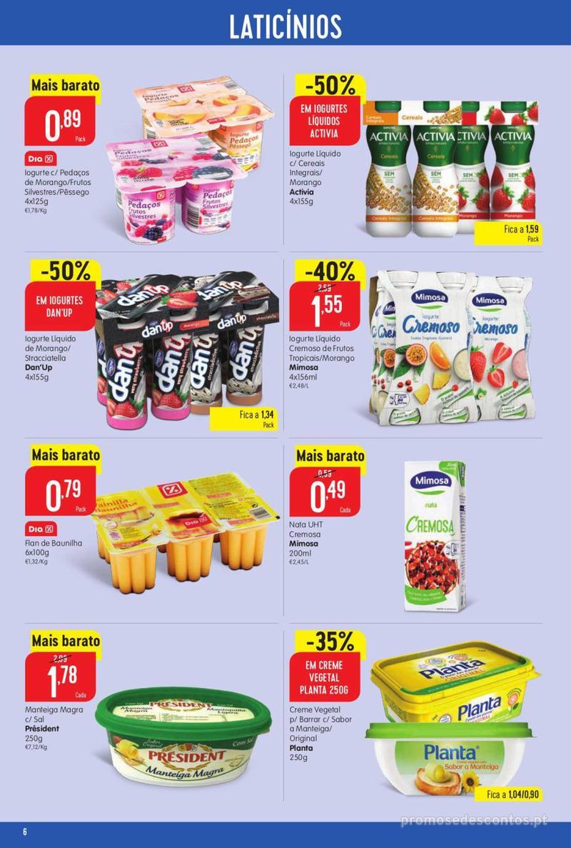 Folheto Intermarché Vamos ao que interessa - 22 de Agosto a 28 de Agosto - página 6