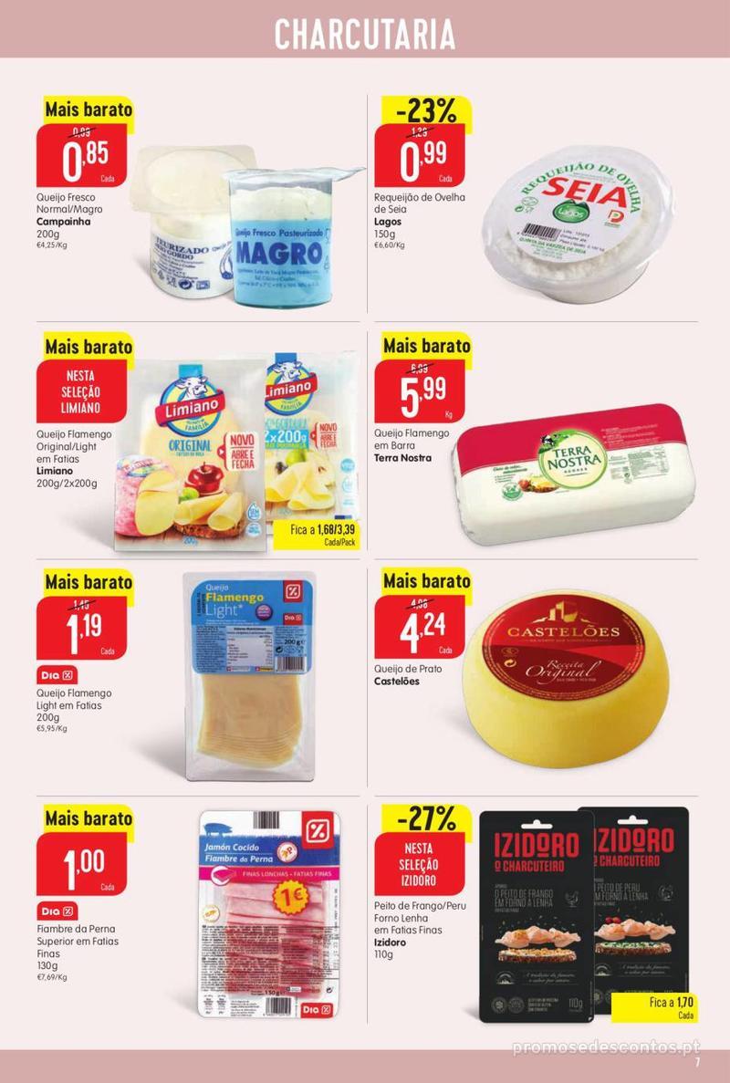 Folheto Intermarché Vamos ao que interessa - 22 de Agosto a 28 de Agosto - página 7