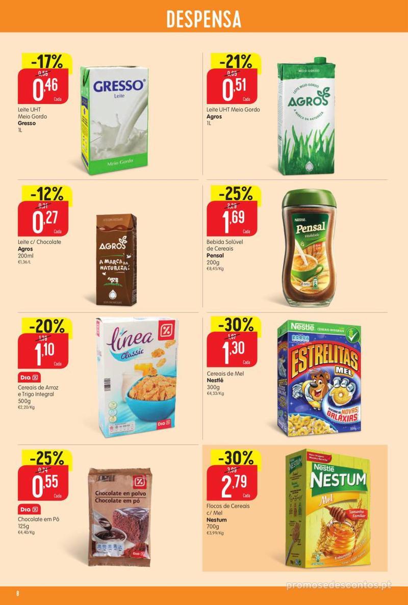 Folheto Intermarché Vamos ao que interessa - 22 de Agosto a 28 de Agosto - página 8